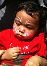 Face Painting photo - 3